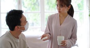 日本人夫婦の写真素材 [FYI04617631]