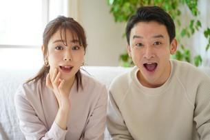 日本人夫婦の写真素材 [FYI04617776]