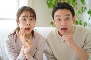 日本人夫婦の写真素材 [FYI04617777]