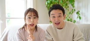 日本人夫婦の写真素材 [FYI04617780]