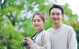 日本人夫婦の写真素材 [FYI04617942]