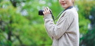 日本人女性の写真素材 [FYI04617957]