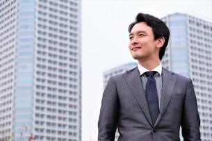 日本人ビジネスマンの写真素材 [FYI04618472]