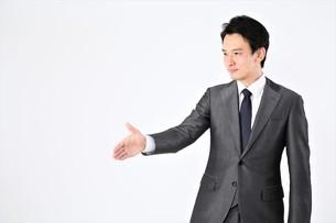 日本人ビジネスマンの写真素材 [FYI04618473]