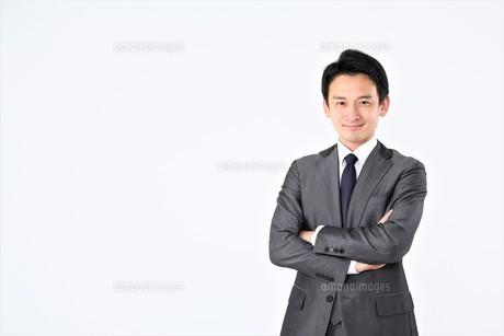 日本人ビジネスマンの写真素材 [FYI04618481]