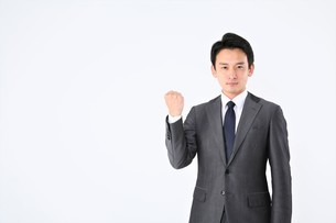 日本人ビジネスマンの写真素材 [FYI04618486]