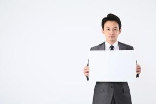 日本人ビジネスマンの写真素材 [FYI04618500]