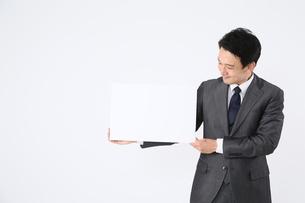 日本人ビジネスマンの写真素材 [FYI04618505]