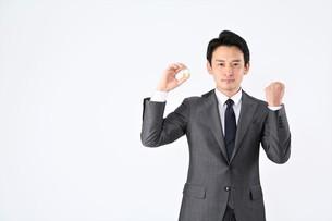 日本人ビジネスマンの写真素材 [FYI04618530]