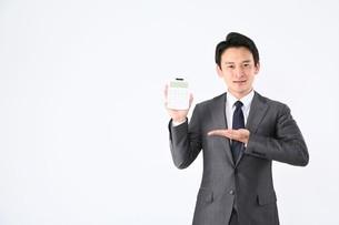 日本人ビジネスマンの写真素材 [FYI04618533]