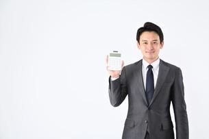 日本人ビジネスマンの写真素材 [FYI04618534]