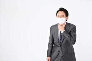日本人ビジネスマンの写真素材 [FYI04618538]