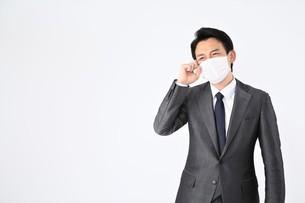 日本人ビジネスマンの写真素材 [FYI04618540]