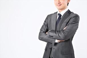 日本人ビジネスマンの写真素材 [FYI04618543]