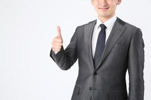 日本人ビジネスマンの写真素材 [FYI04618544]