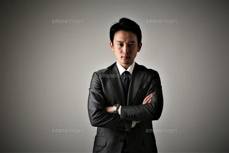 日本人ビジネスマンの写真素材 [FYI04618578]