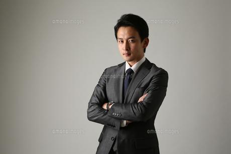 日本人ビジネスマンの写真素材 [FYI04618580]