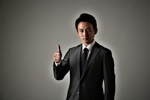 日本人ビジネスマンの写真素材 [FYI04618581]