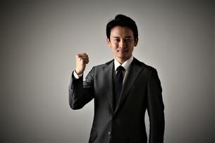日本人ビジネスマンの写真素材 [FYI04618583]