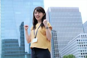日本人ビジネスウーマンの写真素材 [FYI04618835]