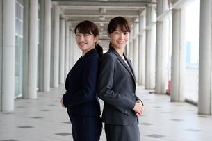 日本人ビジネスウーマンの写真素材 [FYI04618893]