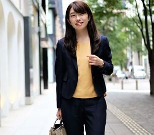 日本人ビジネスウーマンの写真素材 [FYI04618899]