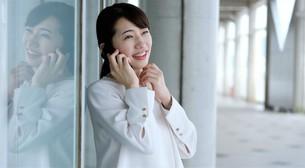 日本人ビジネスウーマンの写真素材 [FYI04619046]