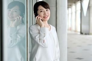 日本人ビジネスウーマンの写真素材 [FYI04619048]