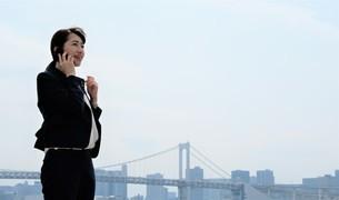 日本人ビジネスウーマンの写真素材 [FYI04619087]