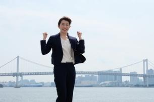 日本人ビジネスウーマンの写真素材 [FYI04619093]