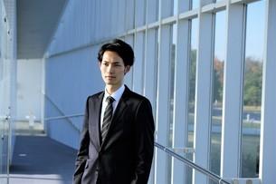 日本人ビジネスマンの写真素材 [FYI04619109]