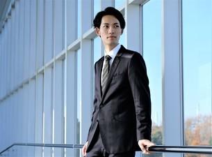 日本人ビジネスマンの写真素材 [FYI04619114]