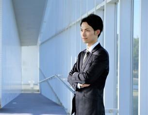 日本人ビジネスマンの写真素材 [FYI04619124]