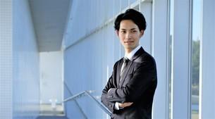日本人ビジネスマンの写真素材 [FYI04619125]