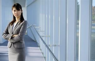 日本人ビジネスウーマンの写真素材 [FYI04619140]