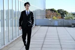 日本人ビジネスマンの写真素材 [FYI04619173]