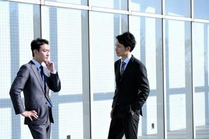 日本人ビジネスマンの写真素材 [FYI04619181]