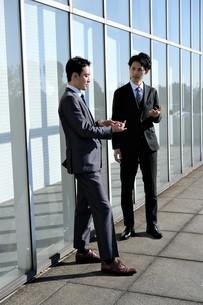 日本人ビジネスマンの写真素材 [FYI04619183]