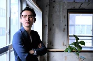 日本人ビジネスマンの写真素材 [FYI04619407]
