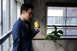 日本人ビジネスマンの写真素材 [FYI04619412]