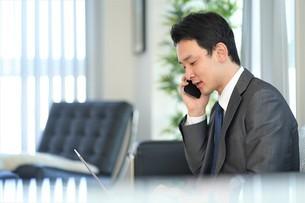 日本人ビジネスマンの写真素材 [FYI04619476]