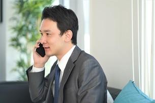 日本人ビジネスマンの写真素材 [FYI04619492]