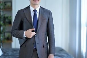 日本人ビジネスマンの写真素材 [FYI04619561]