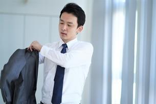 日本人ビジネスマンの写真素材 [FYI04619583]