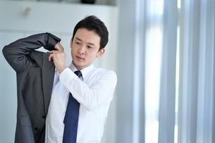日本人ビジネスマンの写真素材 [FYI04619584]