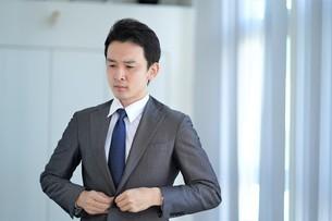 日本人ビジネスマンの写真素材 [FYI04619588]