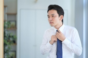 日本人ビジネスマンの写真素材 [FYI04619592]