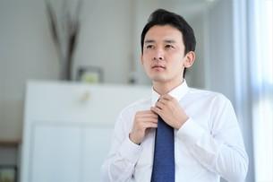 日本人ビジネスマンの写真素材 [FYI04619594]