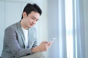 日本人ビジネスマンの写真素材 [FYI04619608]