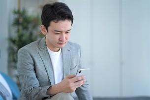 日本人ビジネスマンの写真素材 [FYI04619620]